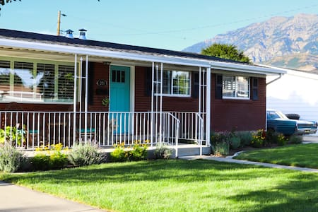 Private Entrance Bdrm & Bath Close to BYU & UVU