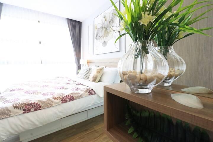 Asian Deluxe 1 Bedroom near 7-11 , Jomtien Beach