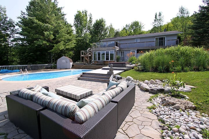Paradise with Stunning Views in Beaver Valley