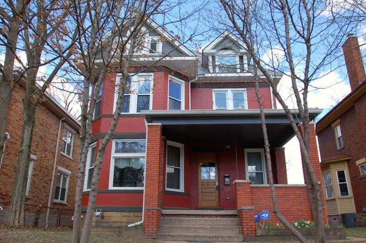 Huge, Luxurious 3rd Floor in the heart of OSU! - Columbus - Casa