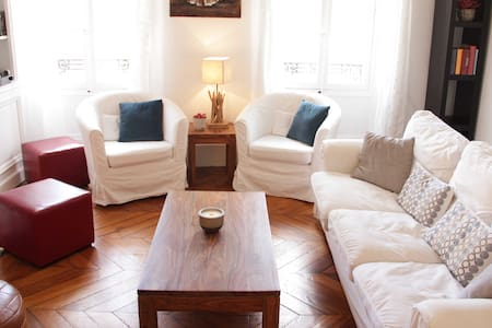 Beautiful apartment in the center of Fontainebleau - Fontainebleau - Wohnung