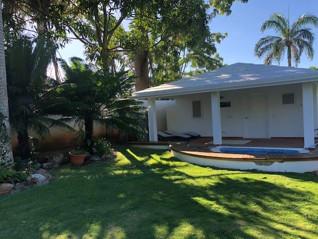 Casa Caribe a Las Terrenas Dominican republic