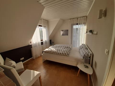 Gemütliches, modernes Zimmer in attraktiver Lage