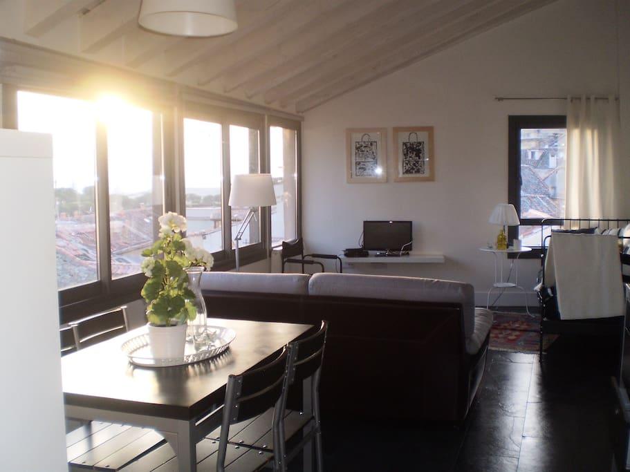 Tico con maravillosas vistas apartamentos en alquiler en segovia castilla y le n espa a - Alquiler apartamentos segovia ...
