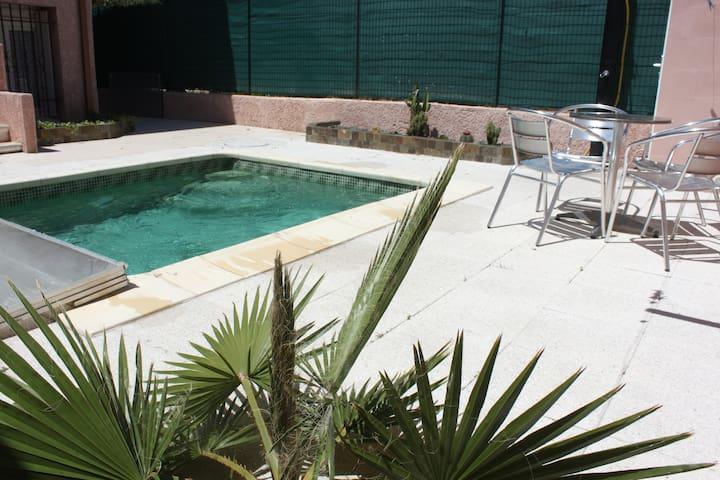 Appartement à Argeles avec piscine