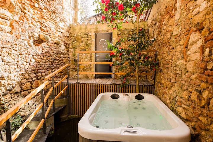 Appartement de charme au coeur de Bergerac