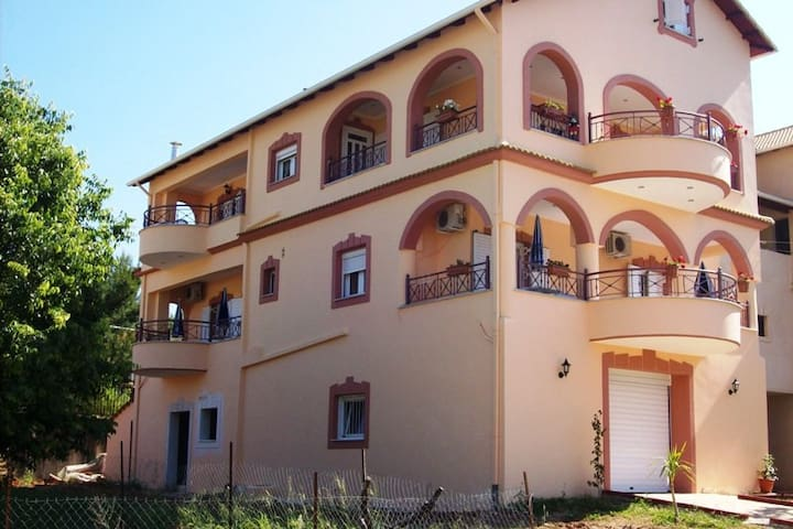 VILLA SPYROS 3.person.3 - Perdika - Apartment