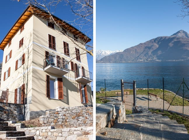 """LakeFront Villa """"Dolce Vita"""" - Cremia"""