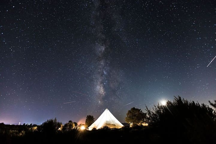 Zion Luxury Camping