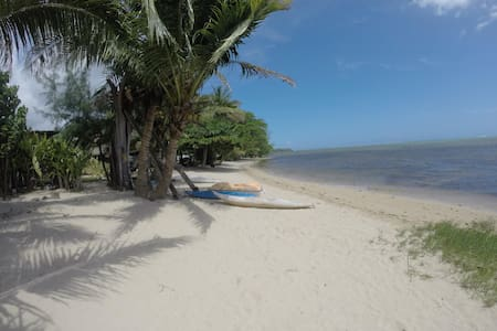 Pension Tarariki  Bungalow N° 2 - Moorea - Bed & Breakfast
