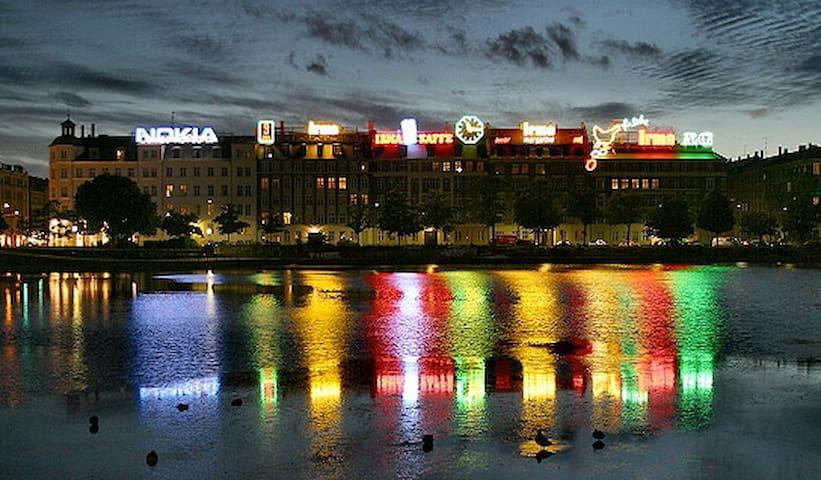 The color of a heart - Copenhaguen - Pis