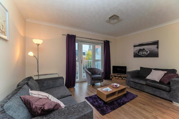 Beautiful Central Flat 14 near Quayside - Free Parking