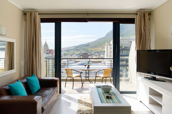 Cape Town Penthouse with Views