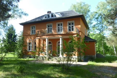 Apartment in Villa am Stadtrand - Woltersdorf - Huoneisto