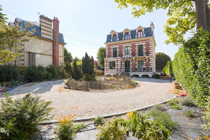 Villa Anglo Normande
