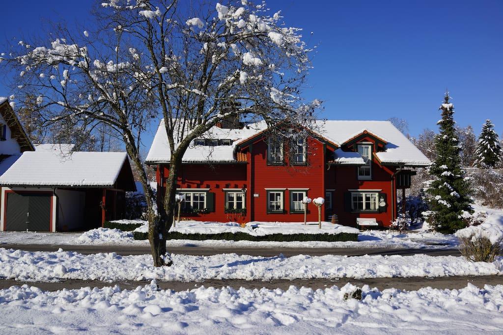 Ein Traum auch im Winter