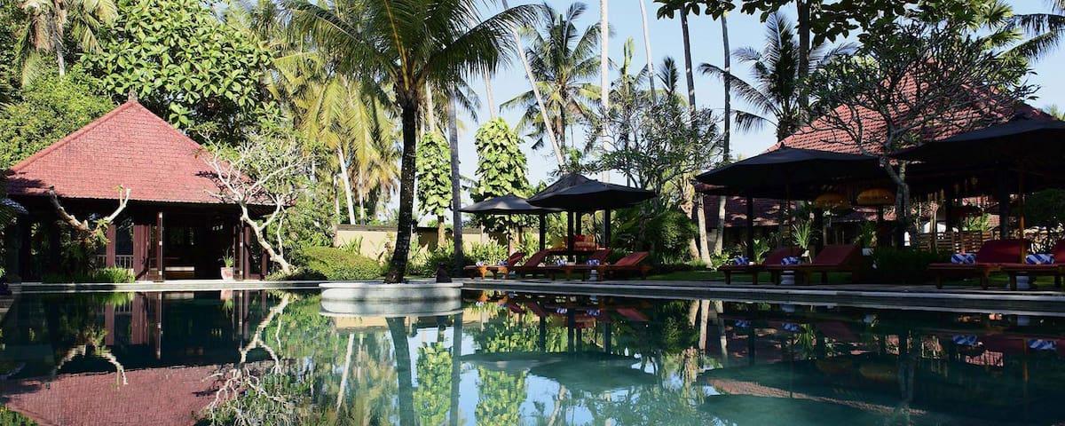 Super luxe villa op Bali - Tabanan - บ้าน
