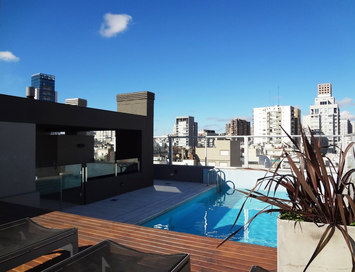 South America/Argentina/Buenos Aires – Gold Palermo Soho Apartment Full Amenities!