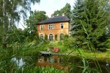 Villa am Berliner Stadtrand für bis zu 25 Gäste