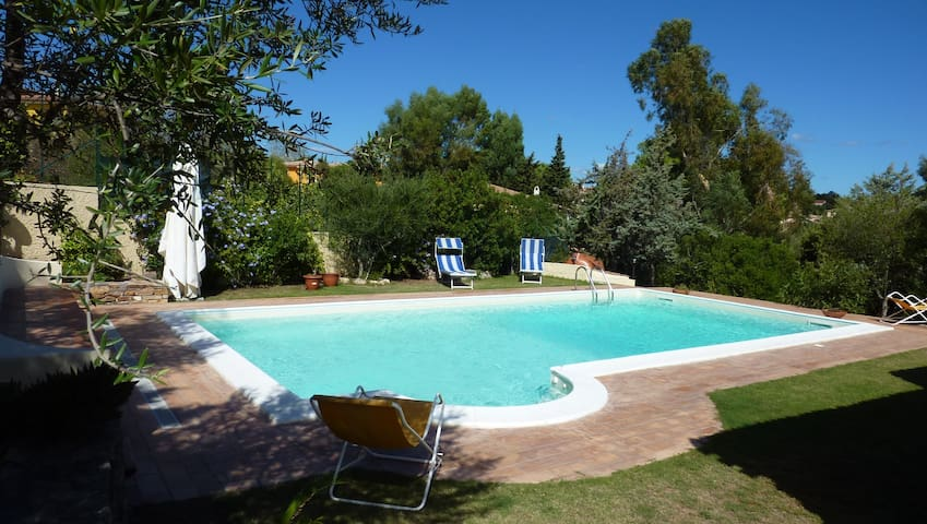 Pitrali Pool Apartment Sardinia - Monte Petrosu - Apartment