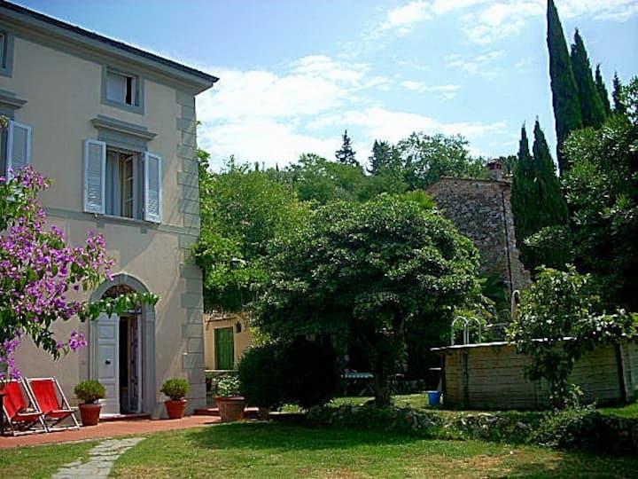 '800 Villa between Pisa and Lucca