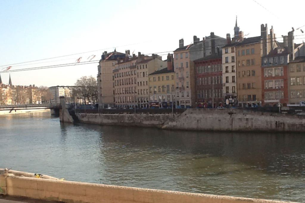 Quai de Saône
