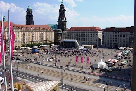 Old Market in the Heart of Dresden - Dresden - Leilighet
