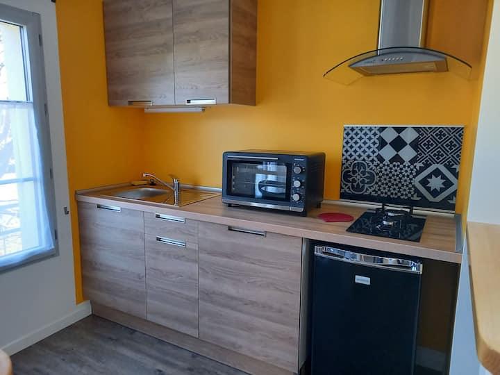 Bienvenue à la Grelauderie appartement 4