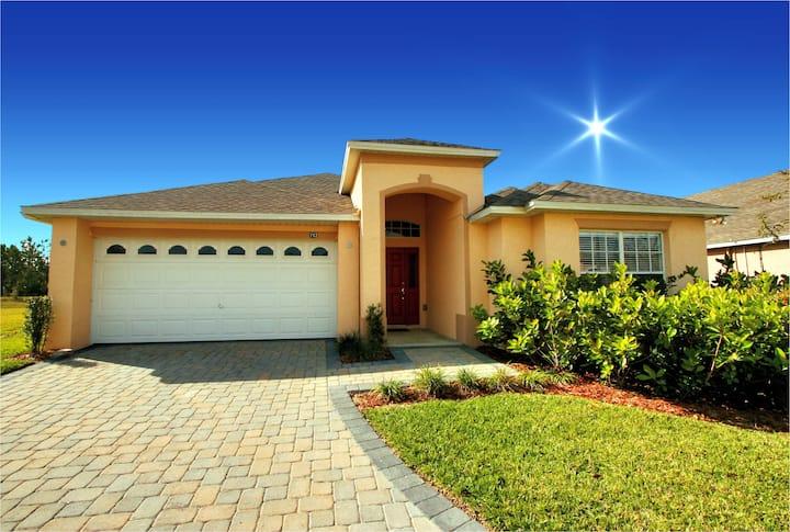 Sunshine Villa, Davenport, Orlando, Florida
