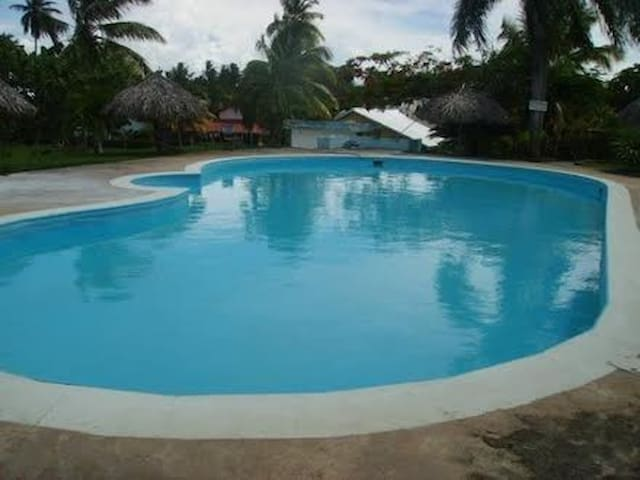 Villa en Samana