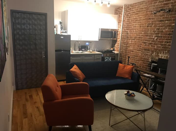 DISCOUNTED Apt. Sublet in bustling Crown Heights