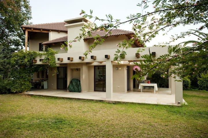 Astonoshing Villa in Hod Hasharon