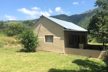 Umvubu Exculusive Bush Cabin - Cabin
