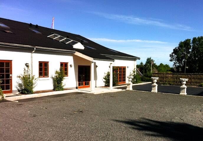 Cafe for conferences near Kbh. - Ballerup - Huis