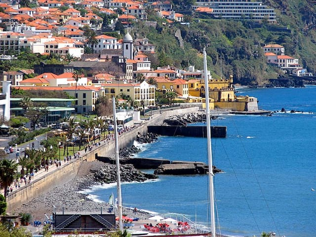 OUDINOT APARTMENT - City Centre - Funchal - Flat