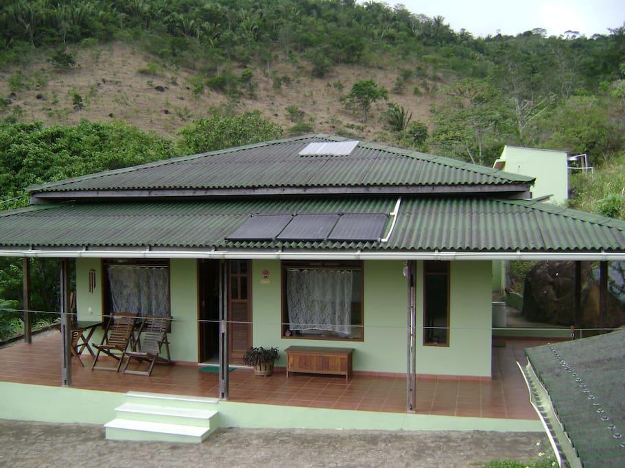 Casa sede da Fazenda