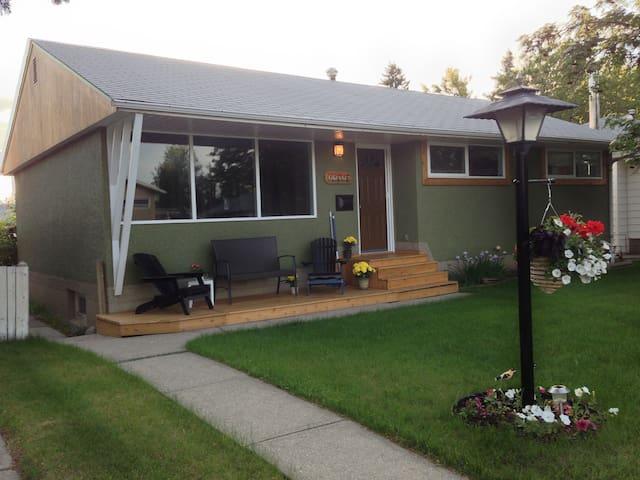 Beautiful Home-Full Basement Suite! - Edmonton - Bungalow