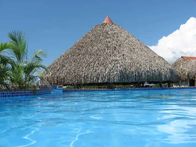 Tropical Beach Home w/ Pool & Ocean View