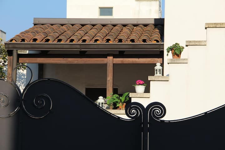 Casa Lucy con cortile privato