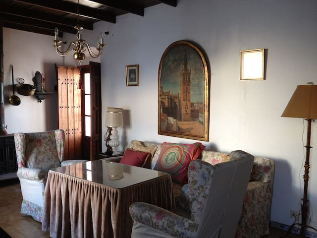 Beautiful Holiday cottages, Rural  - Higuera de la Sierra - Rumah