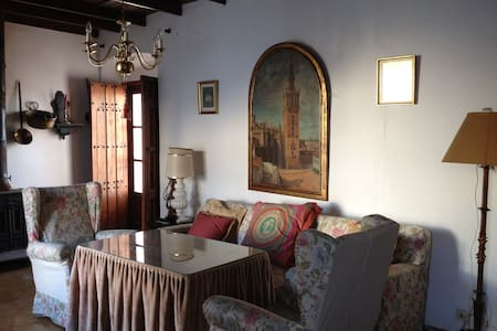 Beautiful Holiday cottages, Rural  - Higuera de la Sierra