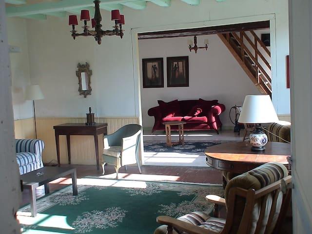 Maison charme typique du Perche - L'Hôme-Chamondot - Hus