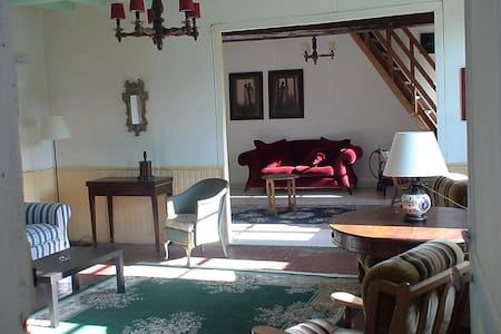 Maison charme typique du Perche - L'Hôme-Chamondot - Haus