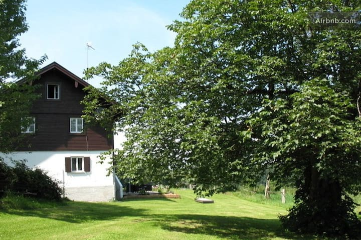 The small cottage - Oberhausen - Casa