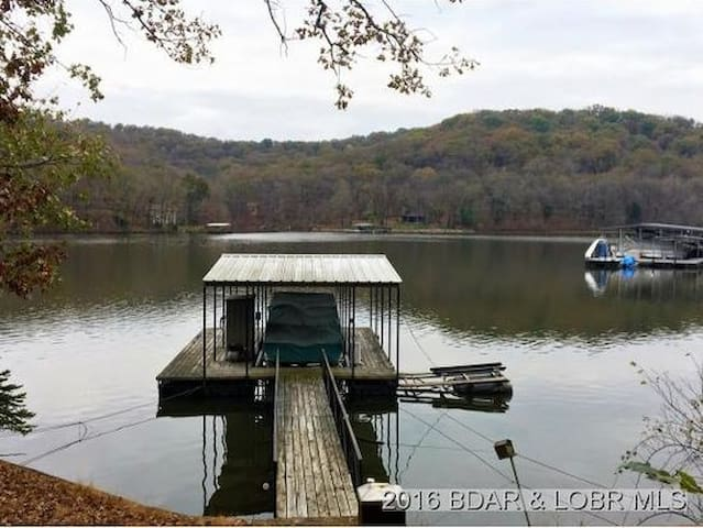 Alcorn Hollow Cottage Water Front - Roach - Hus