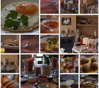 BREADPOINT B&B Gent  - Ghent - Inap sarapan