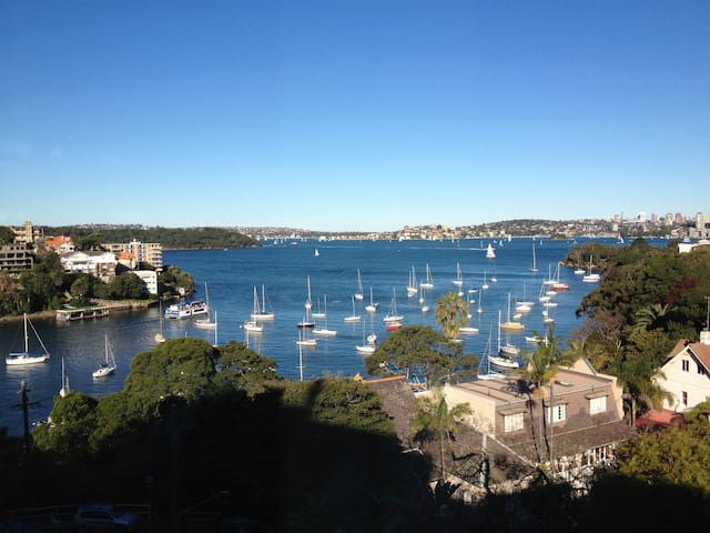 Your Sydney Home Away From Home - Cremorne Point - Appartamento