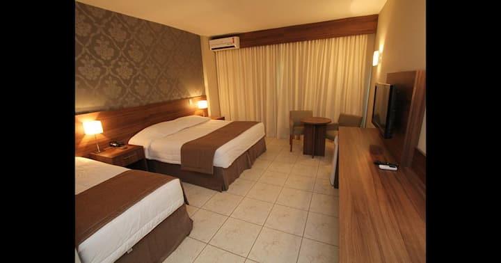 Melhor Resort de Caldas Novas - veja as fotos!!!