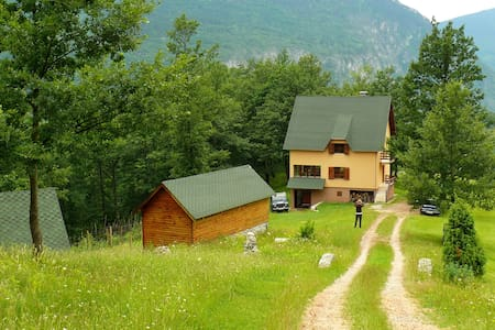 Accommodation in Tara Canyon - Pljevlja - Villa