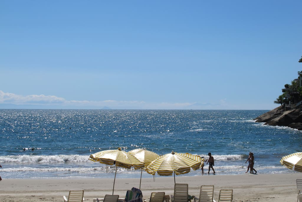 This is the beach with full infrastructure to help you to enjoy the stay